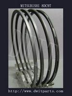 mitsubishi piston rings