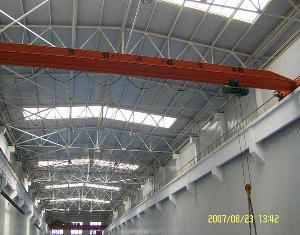 ld beam girder overhead crane