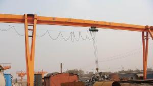 mh beam gantry crane