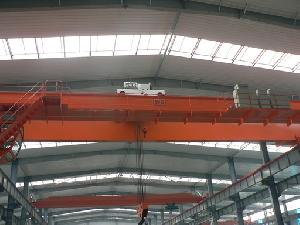 Qd Series Double Beams Girder Overhead Crane