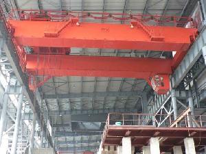 yz sereis metallurgy casting overhead crane