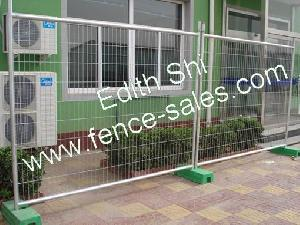 temporay fence