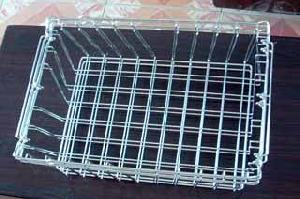 stainless steel sterile baskets