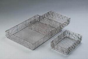 wire surgical instrument basket