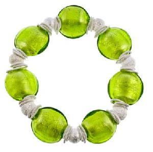 hongkong jewelry show murano glass bracelet