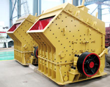 impact crusher primary secondary fine crushing mining rocks