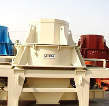 Pcl Series Vertical Shaft Impact Crusher Used For Fine Crushing And Coarse Grinding In Mining Etc