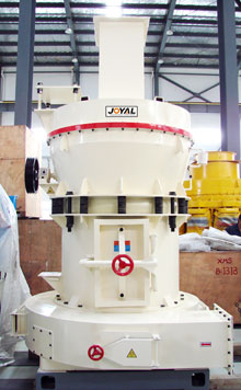 shanghai joyal pressure suspension mill
