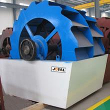 shanghai joyal sand washing machine