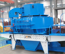 Vsi Series Vertical Shaft Impact Crusher Used In Artificial Sand Making And Stone Reshaping Industry