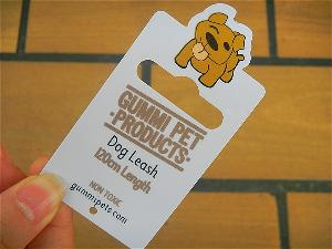 irregular card luggage tag