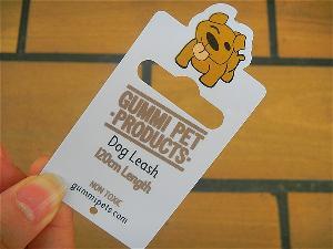 irregular card hang tag nonstandard