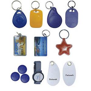 key tag keychain button id card