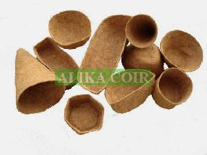 moulded coco liner