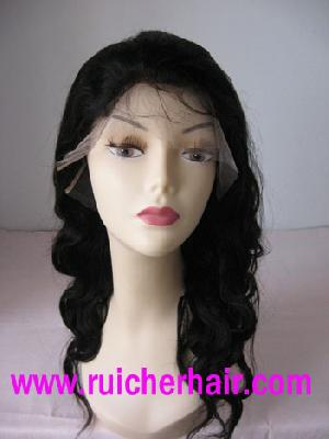 remy hair lace wigs