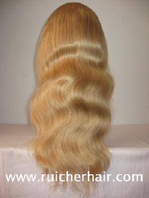 remy hair lace wigs wefts
