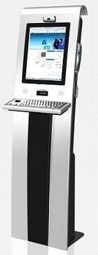 interactive kiosk lx9001