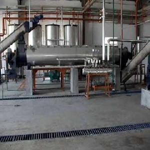 fish meal plant line