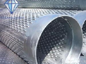 huadong water screen filter slot pipe