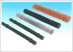 copper coated steel cut wire