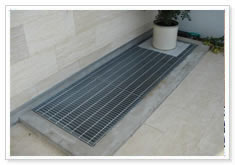 expanded metal screen gutter cover