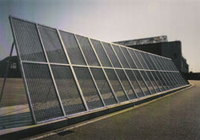 expanded metal solar screens
