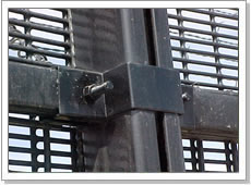 securifor 358 security fencing system
