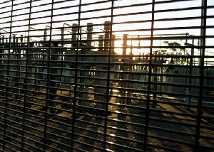 security welded wire mesh system
