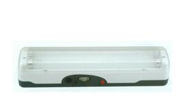 emeregncy luces t5 8w con tubo fluorescente