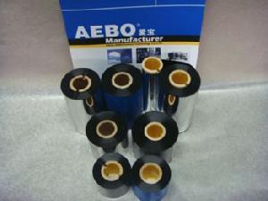 supplier barcode ribbon wax resin