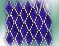 diamond fence named chain link