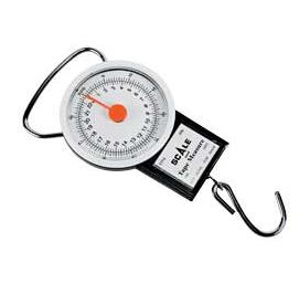 mechanical fishing scale soft tap measure 22kg