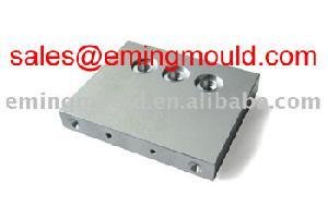5052 piezas de precisión aluminio
