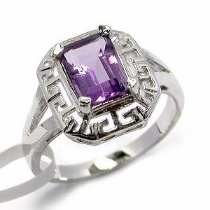 factory sterling silver amethyst ring jewelry tourmaline pendant jadeite