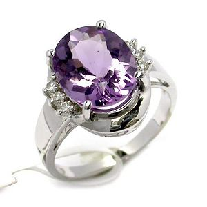 factory sterling silver amethyst ring jewelry tourmaline sapphire pendant