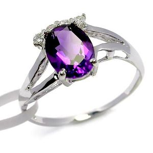 manufactory sterling silver amethyst ring moonstone olivine sapphire earring