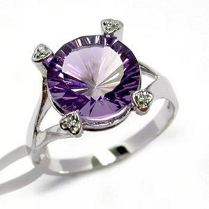 sterling silver amethyst ring earring garnet pendant olivine gemstone jewelry