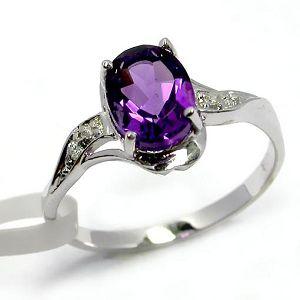 sterling silver amethyst ring garnet bracelet olivine pendant prehnite earring