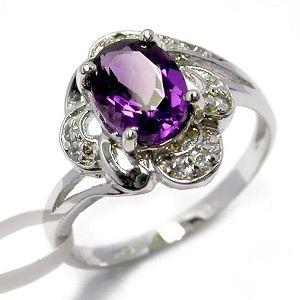 sterling silver amethyst ring jewelry earring citrine olivine pendant brac