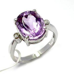 sterling silver amethyst ring smoky quartz pendant prehnite earring garnet bracelet
