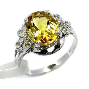 sterling silver citrine ring amethyst earring garnet bracelet pendant jewelr