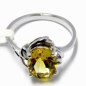 sterling silver citrine ring earring jewlery bracelet smoky quartz pendant