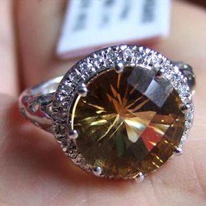 sterling silver citrine ring garnet bracelet ruby pendant jewelry amethyst r