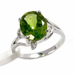 sterling silver olivine ring gemstone jewelry blue earring fashion jewel