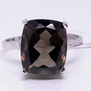 sterling silver smoky quartz ring earring jewlery citrine bracelet ruby pend