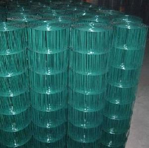 pvc coated welded wire mesh panel supplier