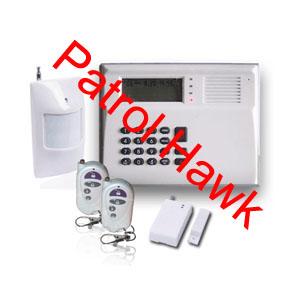 patrol hawk house security alarms