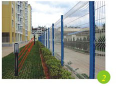 perimeter fence security alarm system