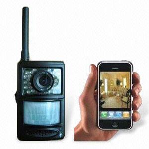singapore gsm gprs mms camera alarm system