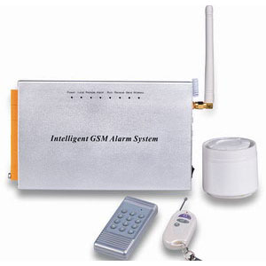 wired alarm gsm